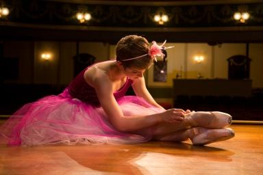 Ballet Dancers – Canon 600EX-RT