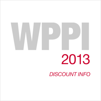 WPPI 2013 Discount Code
